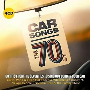 Various Artists - Car Songs: The 70s / Various [New CD] UK - Import