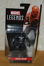 Marvel Legends Series Iron Man Action Figure Hasbro 2015 New Sealed Condition