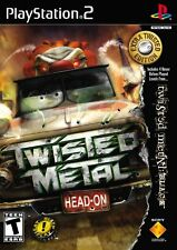 Twisted Metal: Head-On - Extra Twisted Edition - Playstation 2 Game Complete