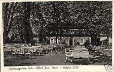 10557/ Foto AK, Sorau, Gasthaus Weinberggarten, 1941