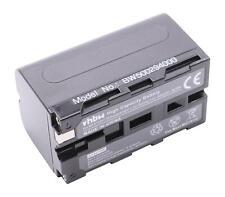 Akku für Sony DCR-TV900, DCR-TV900E, DCR-VX1000 3600mAh 7.2V Li-Ion