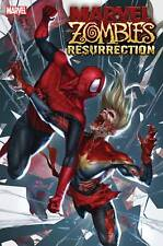 Marvel Zombies Resurrection #4 (Of 4) Cover A Inhyuk Lee 11/11/20 NM