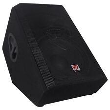 """Rockville RSM15P 15"""" 1400 Watt 2-Way Passive Stage Floor Monitor Speaker"""