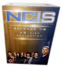 Navy CIS (NCIS) Staffel/Season 1,2,3,4,5,6,7 (1-7) [DVD] Box, Deutsch(er) Ton