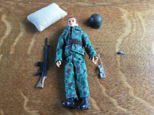 1st generation Vintage Little Big Man 1970's Palitoy. Soldier