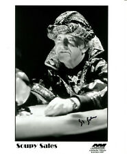 SOUPY SALES - Comical Photo as Fortune Teller - SIGNED In Person