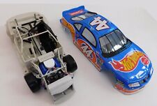 1:24 SCALE HOT WHEELS NASCAR NO. 44 LEGENDS USED NO PACKAGE
