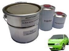 1 Liter Set 2K Autolack Kawa Grün Giftgrün Glanz kein Klarlack Lackpoint Tuning