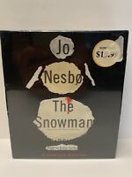 New and Sealed - JO NESBO: THE SNOWMAN - 13 CD AUDIOBOOK UNABRIDGED