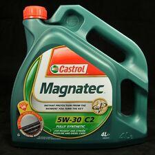 CASTROL Magnatec 5w-30 c2 4 LITRI-CITROEN & PEUGEOT b71 2290, FIAT 9.55535‐s1