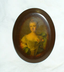 Portrait of Marie Charlotte de Chateaurenaud by Jean-Marc Nattier France 1755