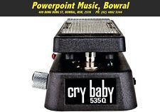 Gcb535q Cry Baby Multi Wah Pedal 535q - Jim Dunlop