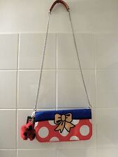 JC DE CASTELBAJAC X KIPLING DOT AND BOW SHOULDER BAG