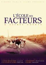Affiche 120x160cm L'ECOLE DES FACTEURS, COURTS MÉTRAGES 1947 Jacques Tati R2002