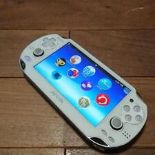 PlaystatiOn  PS viTa PCH1000-ZA02 white  consoLe only From japan