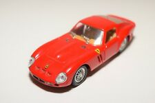 Y 1:43 SOLIDO FERRARI 250 GTO 250GTO 1963 RED NEAR MINT CONDITION