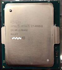 Intel Xeon E7-8895 v2 -15 Core / 2,80GHz / SR1NR /  LGA 2011 / Dell R920 8890-v2