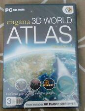 Eingana 3D World Atlas