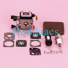 Carburetor F STIHL FS80R FS85R FS85T FS85RX FS76 HT75 Air Fuel Filter Spark Plug
