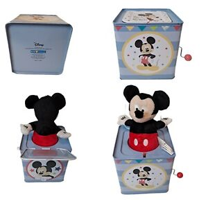 Disney Have You Seen Mickey Mouse  Jack In The Box Kids Preferred