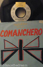 "RAGGIO DI LUNA - Comanchero - 7"" Single PS GERMAN PRESS"