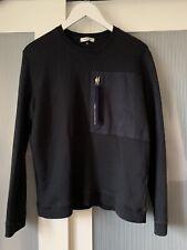 Valentino Rockstud Patch Pocket sweater sweatshirt  jumper top  100% authentic