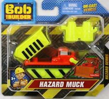 Fisher-Price Bob The Builder Die-Cast Vehicle - Hazard Muck