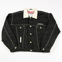 Vintage LONSDALE Quilted Jacket | Men's S | Coat Bomber Harrington Retro