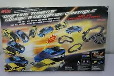 NOS Artin Nissan Drifting Tuners road racing Slot Car Racing Track Set