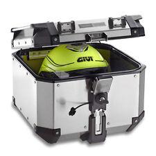Trekker Outback 42lt Alluminio valigia bauletto moto anche Bmw