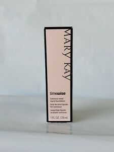 Mary Kay Time wise Luminous-wear Foundation. BEIGE 3. New in Box - Discontinued