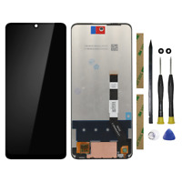 Black For Motorola Moto G 5G XT2113-3 LCD Display Touch Screen Digitizer tools