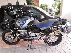 BMW R1150GS Adventure ADV BIG Side tank Stickers - Decals