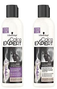 Schwarzkopf Hair Colour Expert Colour Sealer Shampoo and Conditioner 250ml