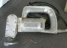 Vintage Stanley Unishear Model U218 Corded Sheet Metal Cutting