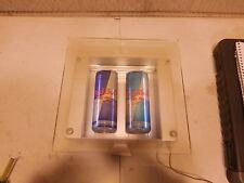 light up Red Bull sign display case RedBull