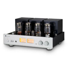 KT88 Vacuum Tube Integrated Push-pull Power Amplifier Phono Preamp Remote 45W*2