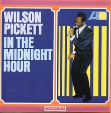 ★☆★ CD Wilson PICKETT In the midnight hour  12-track MINI LP REPLICA CARD SLEEVE