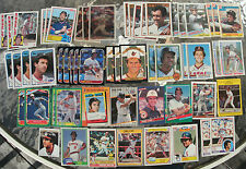(55) Assorted Fred Lynn Trading Cards 1976-91 (27 different cards)