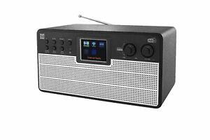 Dual IR 100  Internet Radio (WIFI)DAB+ Radio FM Spotify Weltempfänger Wecker