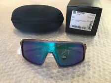 Oakley Sutro Troy Lee Designs series cycling sunglasses glasses Matte Prizm Jade