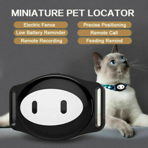 Real Time Wireless Wifi Tracking GSM GPS Tracker System Pet Collar For Cat Dog