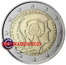 2 Euro Commémorative Pays-Bas 2013 - 200 ans de la Royauté