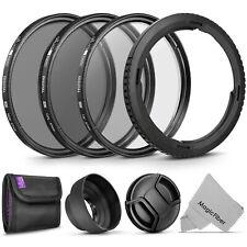 Essential Accessory Kit for Canon PowerShot SX530, SX520, SX70, SX60, SX50, SX40