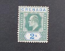 GRENADA 1906 2s SG 74a  Sc 65a MH