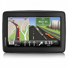 TomTom VIA 1500 5-Inch Portable GPS Navigator with USA & Canada Map