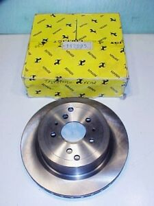 Ferrari Testarossa Rear Brake Rotor Disc_142995_134730_1990_New_Factory Box_OEM