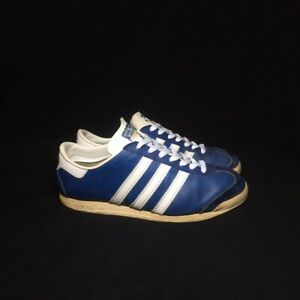 Vintage 70's/80's Adidas Blue Strike Made in France