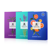 JAYJUN Essential Therapy Mask 3 Kinds Soothing Elasticity Brightening K-Beauty