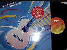 Chet Atkins - Stay Turned  Vinyl  England '85    m-